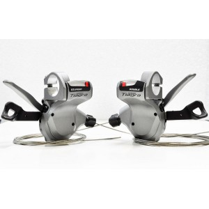 Shimano Tiagra SL-4600-L+R 2x10 Spd Shifter Lever Set