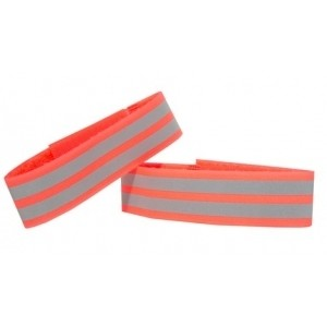 ICETOOLZ Velcro Safety fasce fluorescenti
