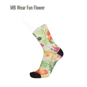 Calzino MB WEAR Estivo FUN FLOWERS